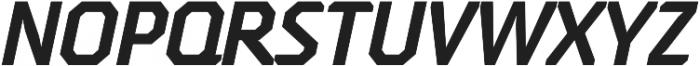 Oita otf (700) Font UPPERCASE