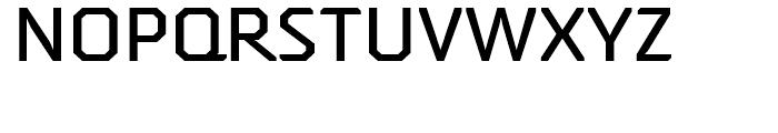 Oita Extended Medium Font UPPERCASE