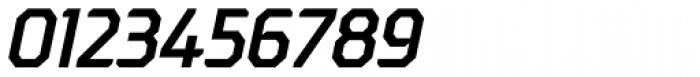 Oita Condensed Demi Italic Font OTHER CHARS