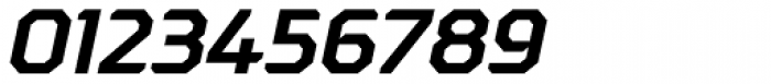 Oita Expanded Bold Italic Font OTHER CHARS