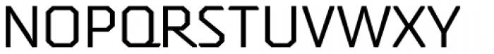 Oita Expanded Regular Font UPPERCASE