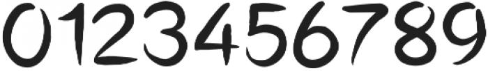 Okashi otf (400) Font OTHER CHARS