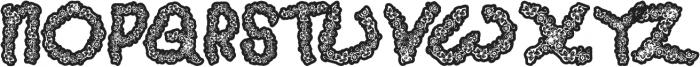 Okiran otf (400) Font UPPERCASE