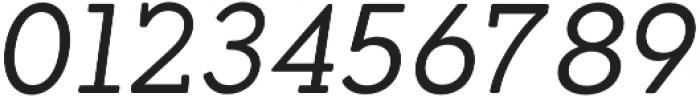 OkojoSlabProDisplay otf (400) Font OTHER CHARS