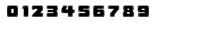 Okay-A Darktop Font OTHER CHARS