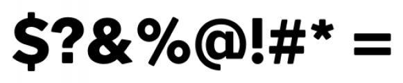 Okojo Pro Display Bold Font OTHER CHARS