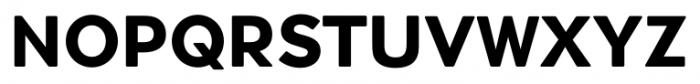 Okojo Pro Display Bold Font UPPERCASE