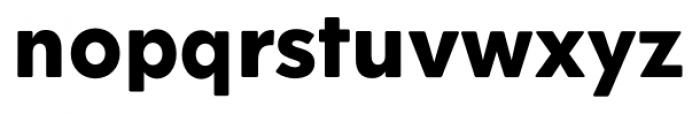 Okojo Pro Display Bold Font LOWERCASE
