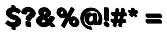 Okojo Pro Stack 2 Font OTHER CHARS