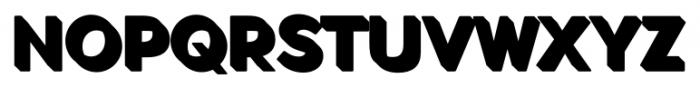 Okojo Pro Stack 3 Font UPPERCASE
