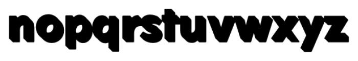 Okojo Pro Stack 3 Font LOWERCASE