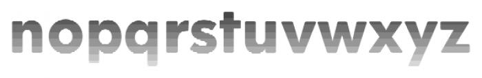 Okojo Pro Stack Face Sunset Font LOWERCASE
