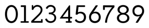 Okojo Slab Pro Display Regular Font OTHER CHARS