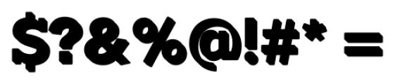 Okojo Slab Pro Stack 2 Font OTHER CHARS