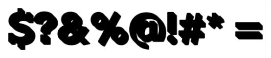 Okojo Slab Pro Stack 3 Font OTHER CHARS