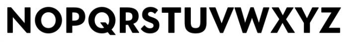 OkojoDisplay Bold Font UPPERCASE