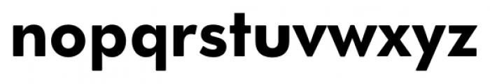 OkojoDisplay Bold Font LOWERCASE