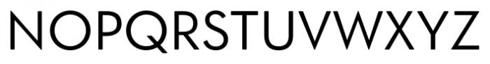 OkojoDisplay Regular Font UPPERCASE