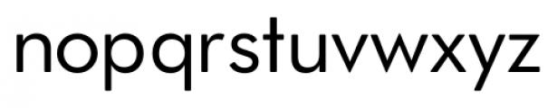 OkojoDisplay Regular Font LOWERCASE