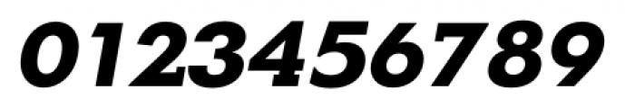 OkojoSlab Bold Italic Font OTHER CHARS