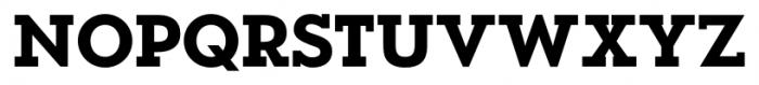 OkojoSlab Bold Font UPPERCASE