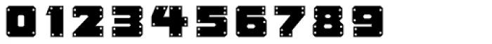 Okay A Gunmetal Font OTHER CHARS