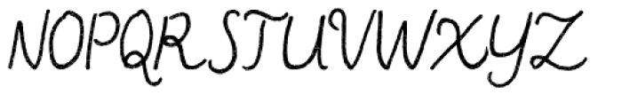 Okay Berry Font UPPERCASE