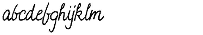 Okay Berry Font LOWERCASE