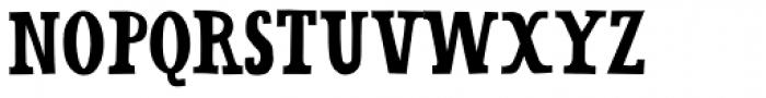 Oklahoma Deputy Font UPPERCASE