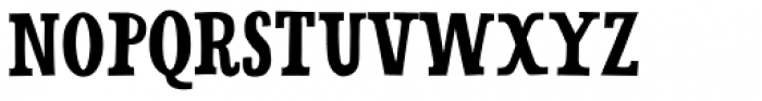 Oklahoma Pro Deputy Font UPPERCASE