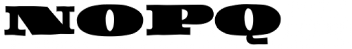 Oklahoma Pro Marshal Font UPPERCASE