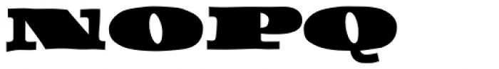 Oklahoma Pro Marshal Font LOWERCASE