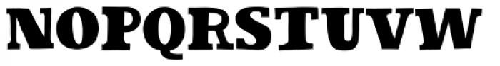Oklahoma Pro Sheriff Font UPPERCASE