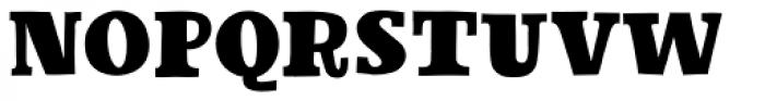 Oklahoma Pro Sheriff Font LOWERCASE