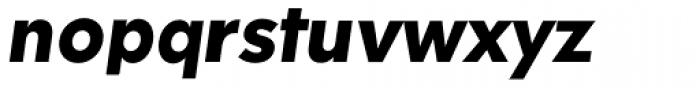 Okojo Pro Bold Italic Font LOWERCASE