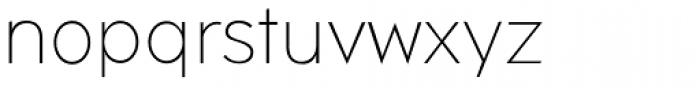 Okojo Pro Light Font LOWERCASE