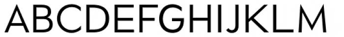 Okojo Pro Regular Font UPPERCASE