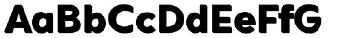 Okojo Pro Stack Stack1 Font LOWERCASE