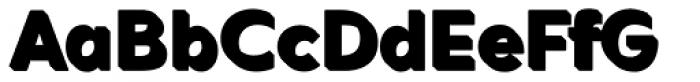 Okojo Pro Stack Stack2 Font UPPERCASE