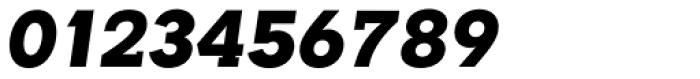 Okojo Slab Pro Bold Italic Font OTHER CHARS