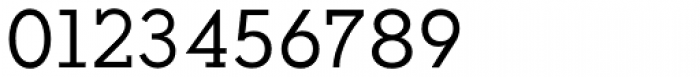 Okojo Slab Pro Regular Font OTHER CHARS