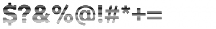 Okojo Slab Pro Stack Face Sunset Font OTHER CHARS