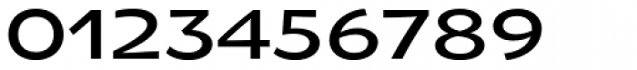 Oksana Sans Wide DemiBold Font OTHER CHARS
