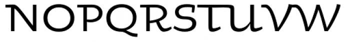 Oksana Std Alt Demi Bold Font UPPERCASE