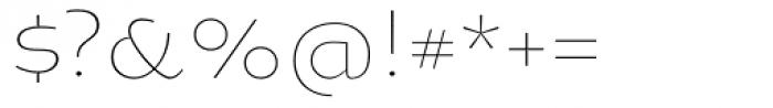 Oksana Std Alt Light Font OTHER CHARS