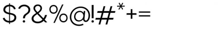 Okta Normal Font OTHER CHARS