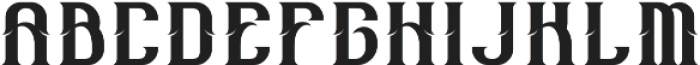 Old Mariner Regular otf (400) Font LOWERCASE
