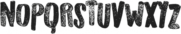 Old Originals ttf (400) Font UPPERCASE