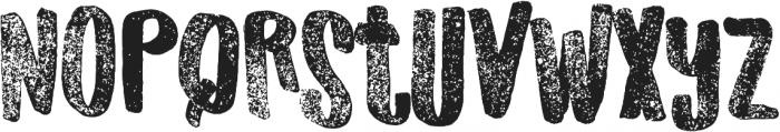 Old Originals ttf (400) Font LOWERCASE