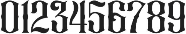 OldAlfie otf (400) Font OTHER CHARS